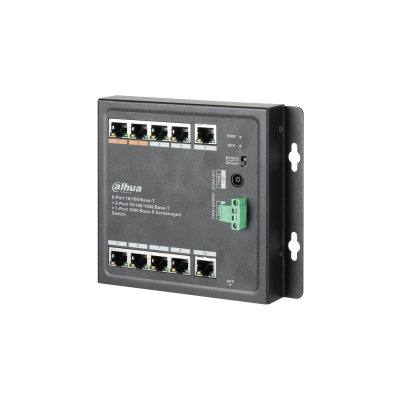 [PFS3111-8ET-96-F] 11-Port Switch med 8-Port PoE (Unmanaged)