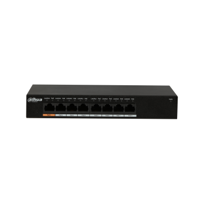 [PFS3008-8GT-96] 8-Port Gigabit PoE Switch 96W