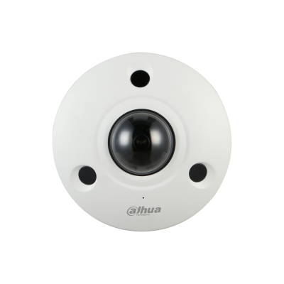 [IPC-EBW81242] 12MP Panoramic AI Network IR Fisheye Camera