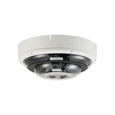 [IPC-PDBW5831-B360] 4x2MP IR Dome Network Camera