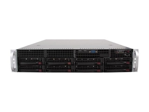 [NX3-2U-8D-8RAM] Server NX3 - 8 HDD 2U