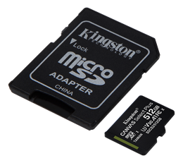 [SDCS2/512GB] Kingston MicroSDXC 512GB