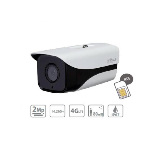 [IPC-HFW4230M-4G-AS-I2] 2MP 4G IR Bullet IP Kamera